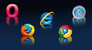 为何网站在不同浏览器下访问有时候会不一致