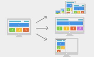 遵循简洁明了的网站布局设计客户体验更加